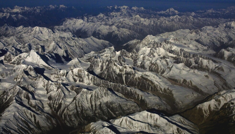 En dansk fjellklatrer falt 200 meter ned og omkom på vei ned fra fjellet Island Peak, som er en del av fjellkjeden Himalaya i Nepal. Foto: Jan-Morten Bjørnbakk / NTB scanpix