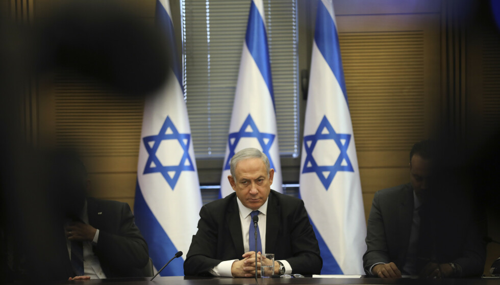 Israels statsminister Benjamin Netanyahu tiltales for økonomisk kriminalitet. Foto: Oded Balilty / AP / NTB scanpix.