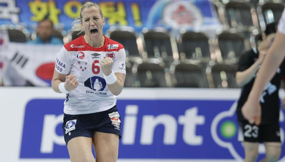 Kan Heidi Løke juble for semifinaleplass i håndball-VM onsdag? Foto: Vidar Ruud / NTB scanpix