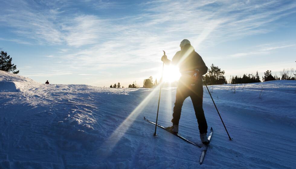 Det er ventet desembersol i Trøndelag i helga. Foto: Gorm Kallestad / NTB scanpix