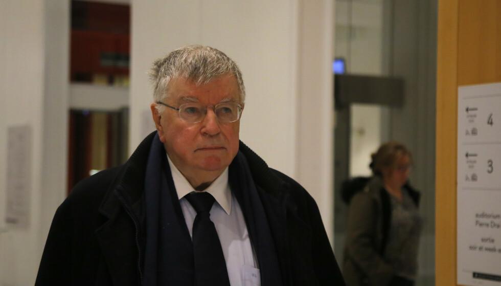 Tidligere toppsjef Didier Lombard i Orange er funnet skyldig i trakassering. Foto: AP / NTB scanpix