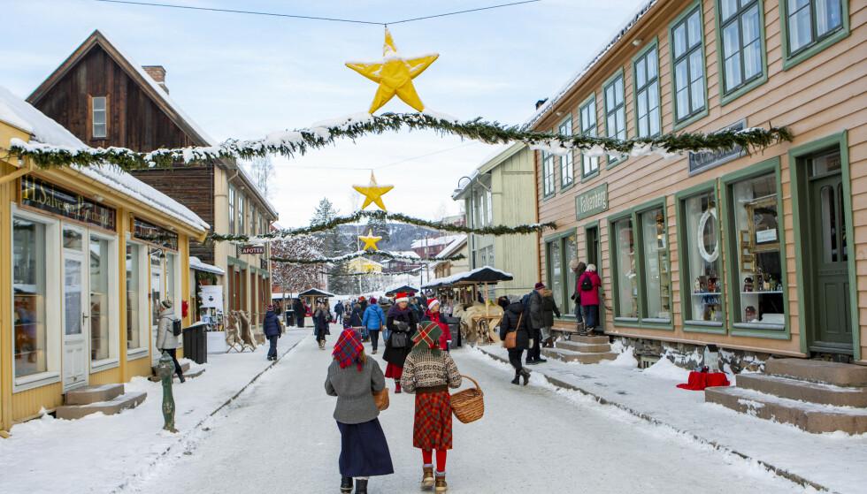 Soleklar værvinner: - Her vil snøen dale ned på julaften