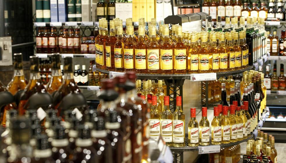 En rekke varer på vinmonopolet får nye priser etter nyttår. Foto: Gorm Kallestad / NTB scanpix.