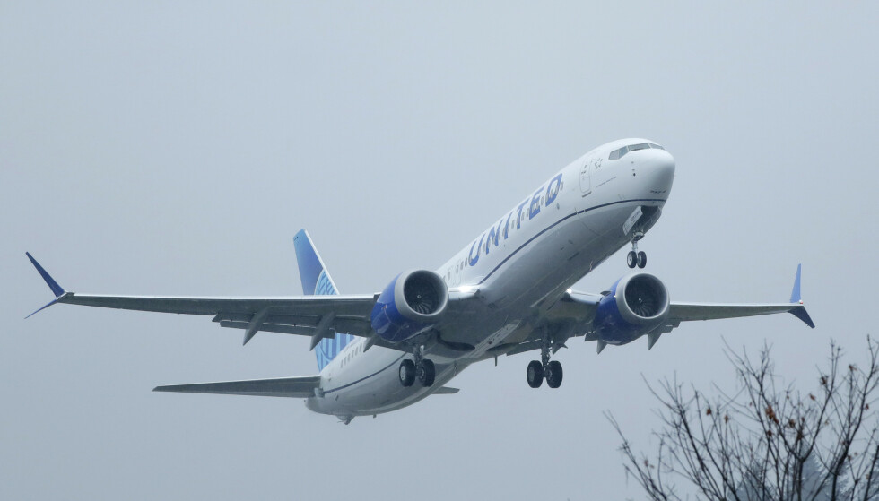 Boeing kan ha oppdaget nok en feil på deres 737 MAX-fly. Feilen kan i teorien føre til at pilotene mister kontroll over flyet. Foto: Ted S. Warren / AP / NTB scanpix