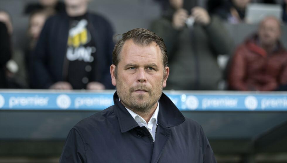 Mikael Stahre blir ny trener for Sarpsborg 08. Foto: Thomas Johansson / TT / NTB scanpix