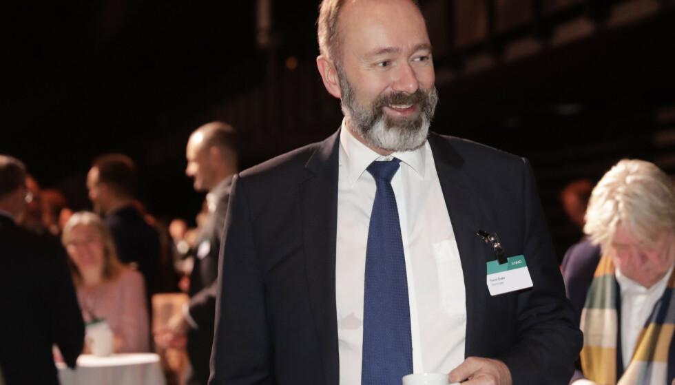 Arbeiderpartiets tidligere nestleder Trond Giske skal være favoritt til å bli ny fylkesleder i Trøndelag Arbeiderparti – hvis dagens leder ikke går for gjenvalg. Foto: Berit Roald / NTB scanpix