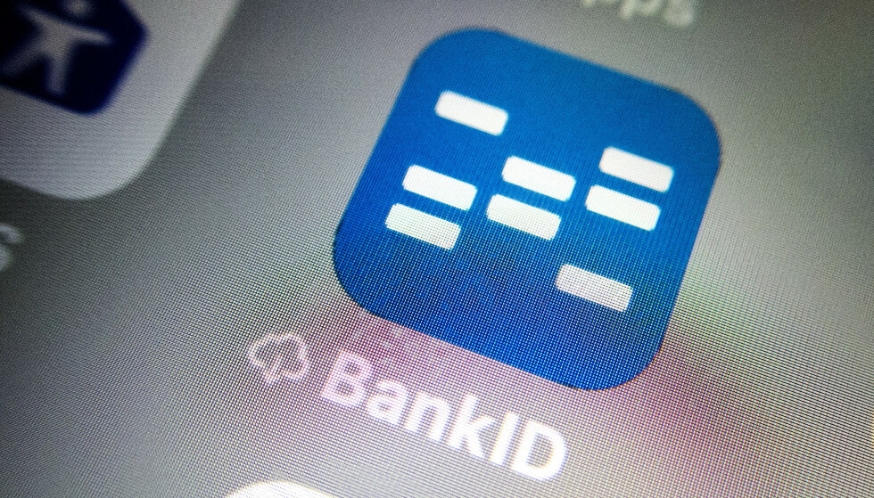 BankID-appen. Illustrasjonsfoto: Gorm Kallestad / NTB scanpix