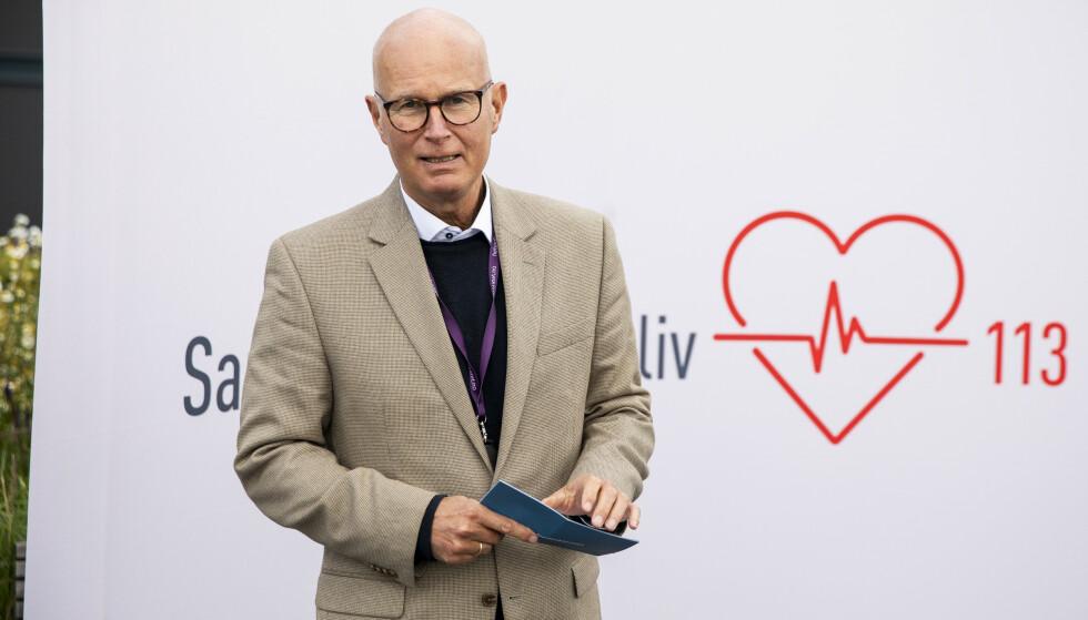 Helsedirektør Bjørn Guldvog sier det er viktig at personer som bli pålagt hjemmeisolat, følger dette lojalt opp. Arkivfoto: Tore Meek / NTB scanpix.