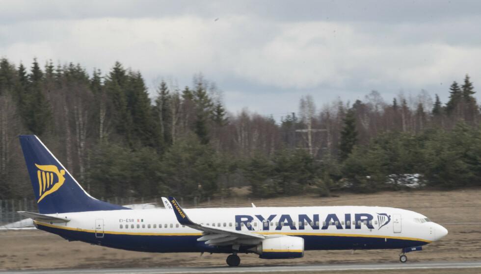 Ryanair-sjef får kritikk for kommentarer om at terrorister som oftest er muslimske menn. Foto: Vidar Ruud / NTB scanpix