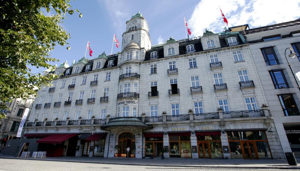 Flere hoteller i Oslo har fått avbestillinger på grunn av utbruddet av det nye koronaviruset. Hotellene sier til DN at de følger situasjonen tett og frykter at hysteriet skal ta overhånd. Illustrasjonsfoto: Lise Åserud / NTB scanpix