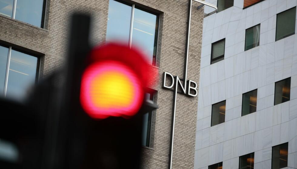 DNB viser til en enorm uro i det internasjonale pengemarkedet som begrunnelse for at de ikke kutter renta like mye som Norges Bank. Foto: Håkon Mosvold Larsen / NTB scanpix.