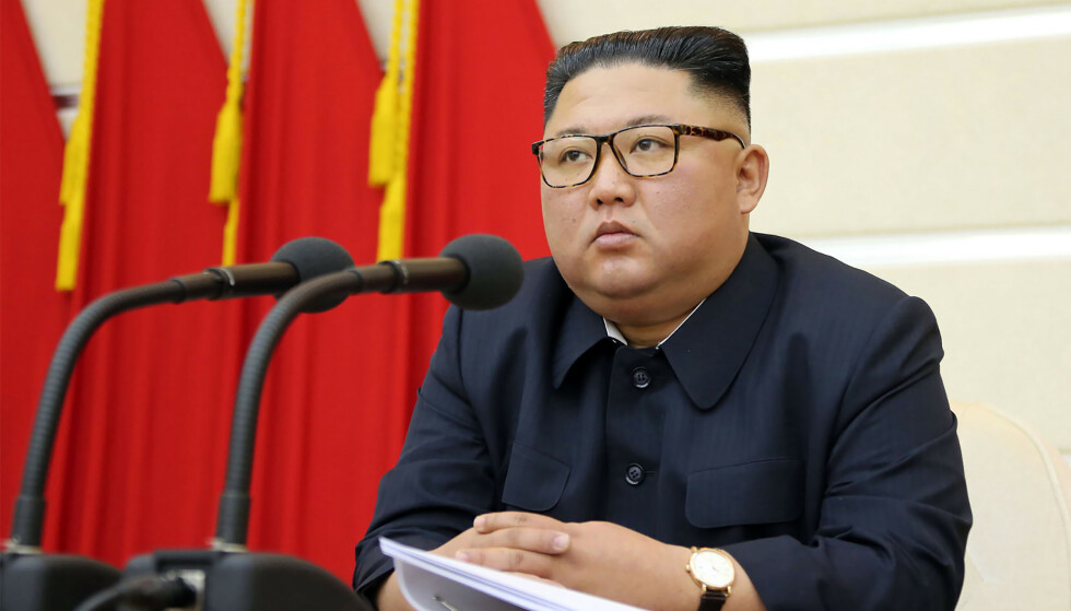(Foto: STR / KCNA VIA KNS / AFP / NTB scanpix)