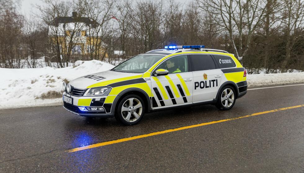 En person har mistet livet i en trafikkulykke ved Kobbskartunnelen i Sørfold kommune, sier politiet i Nordland. Foto: Gorm Kallestad / NTB scanpix