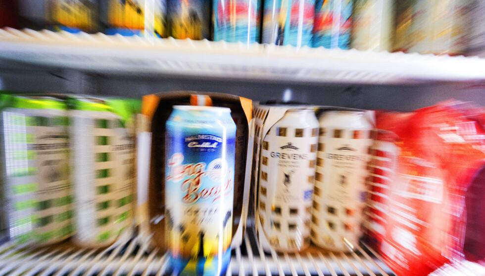 Onsdag informerte Verdal kommune om at stengte skjenkesteder i en kort periode vil kunne få ha salgsbevilling for alkoholholdig drikke med høyst 4,7 vol. prosent, for å få omsatt varelager som ellers kunne gå til spille. Illustrasjonsfoto: Gorm Kallestad / NTB scanpix