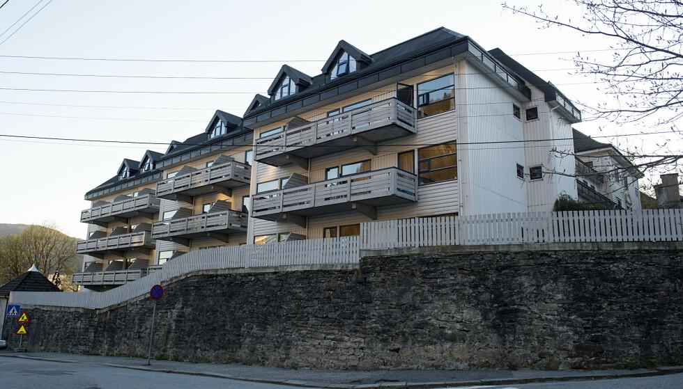 Metodisthjemmet sykehjem i Bergen er hardt rammet av koronaviruset. Foto: Marit Hommedal / NTB scanpix
