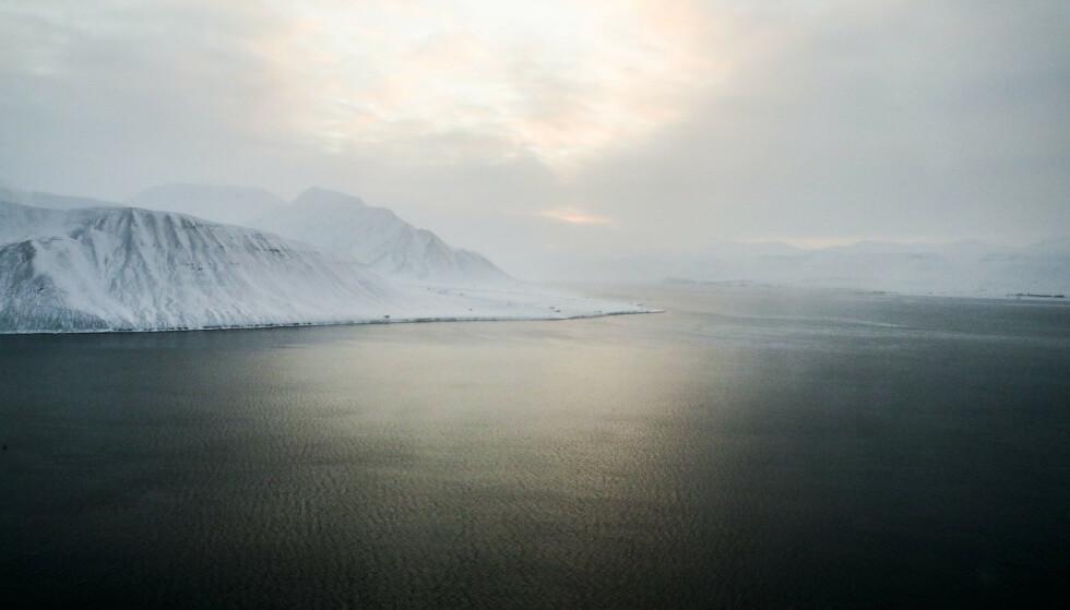 Illustrasjonsfoto fra Svalbard: Lise Åserud / NTB scanpix