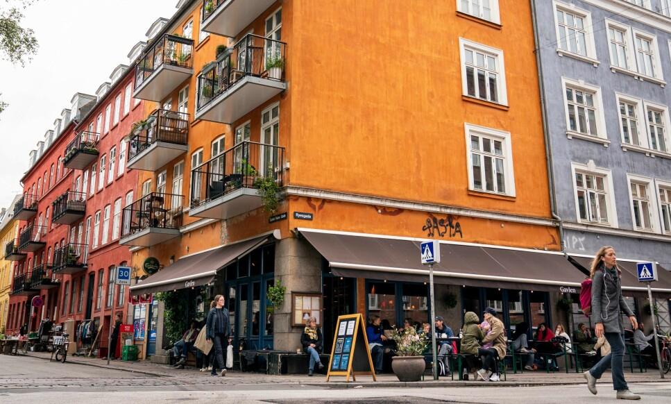 Det danske samfunnet gjenåpner steg for steg. Foto: Niels Christian Vilmann/Ritzau/AFP/NTB Scanpix)