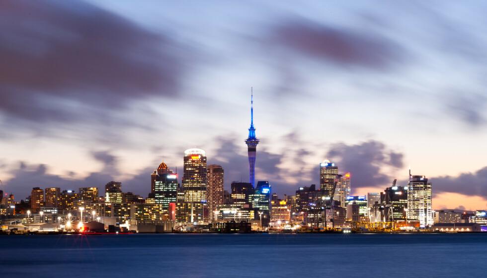 Illustrasjonsbilde av Auckland i New Zealand. Foto: Chris Howey / Shutterstock / NTB scanpix