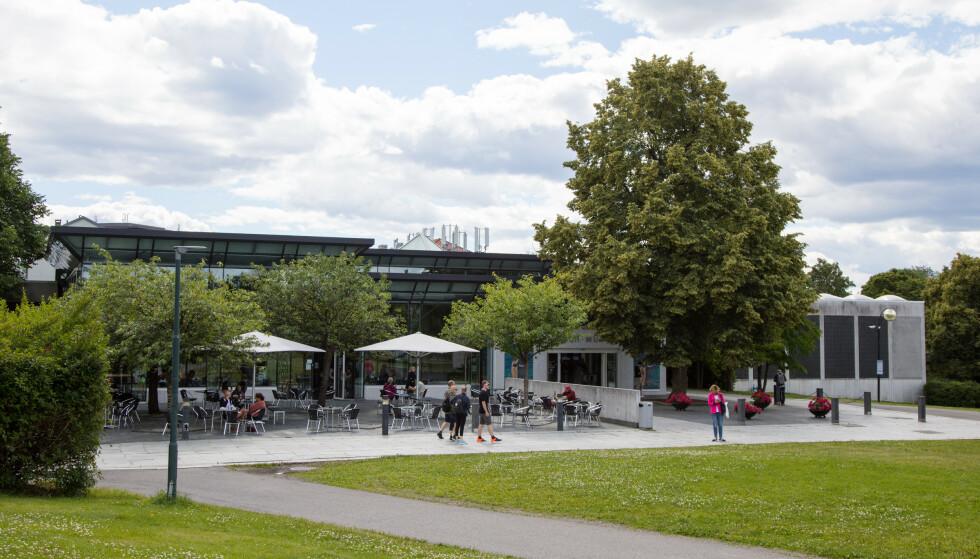 Gamle Munchmuseet på Tøyen i Oslo i 2017 – nå står bygg og tomt øverst på ønskelista til NRK når kringkasteren skal flytte fra Marienlyst. Foto: Audun Braastad / NTB scanpix
