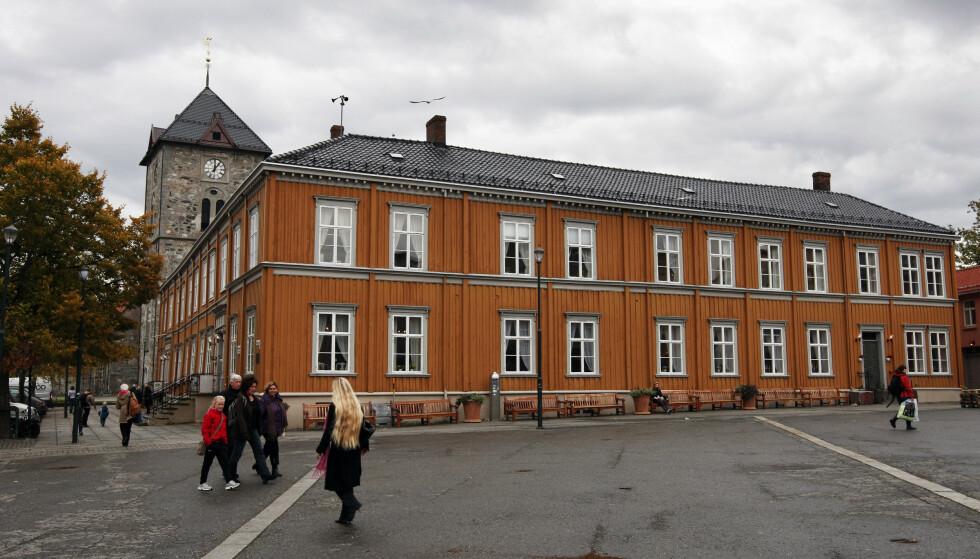 Over 250 gjester må i karantene etter arrangement på Hornemansgården i Trondheim i helga. Foto: Gorm Kallestad / NTB scanpix