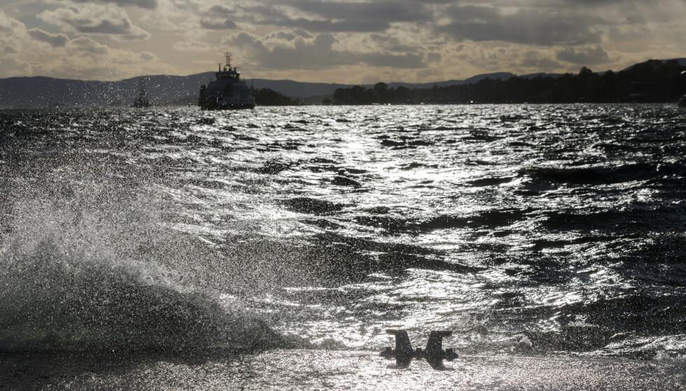 Det er ventet litt av hvert av vær i Norge fram mot og gjennom helga, når kjøligere og fuktige luftmasser kommer inn over landet. Et værsystem fra Irland skyver vekk siste rest av sommer. Illustrasjonsfoto: Berit Roald / NTB scanpix