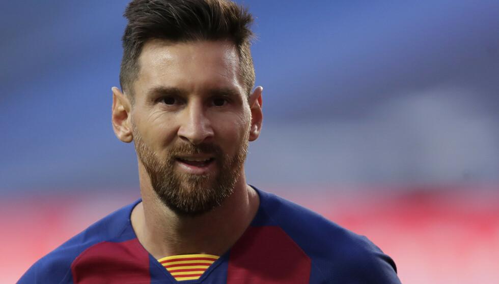 Lionel Messi ønsker seg bort fra Barcelona. Foto: Manu Fernandez, AP / NTB scanpix