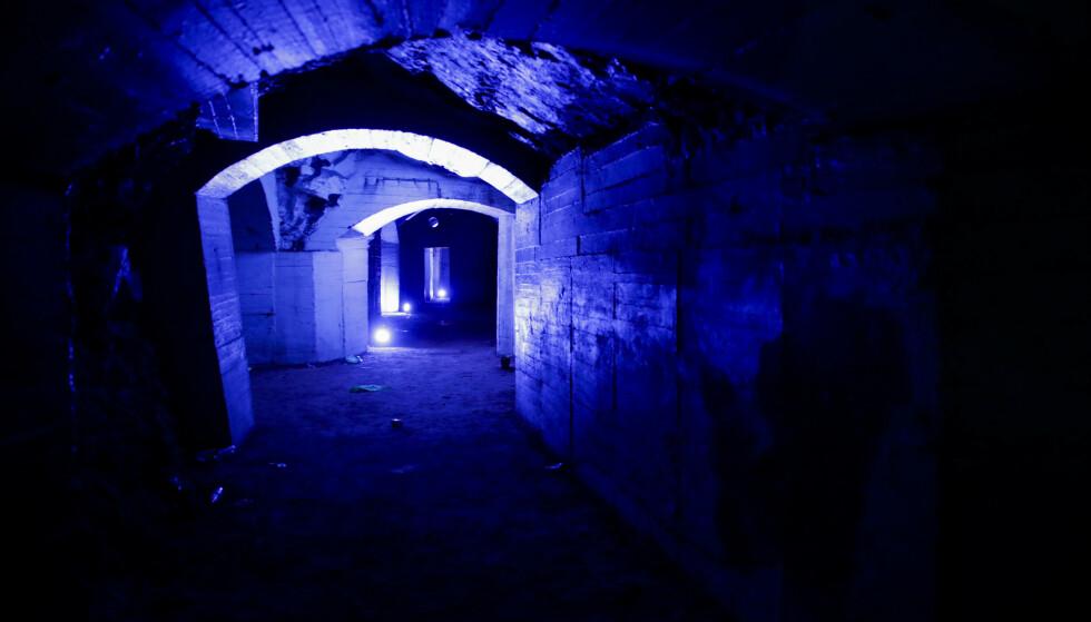 Bunkeren på St. Hanshaugen ble tidligere brukt som tilfluktsrom og var eid av Sivilforsvaret. Foto: Vidar Ruud / NTB scanpix