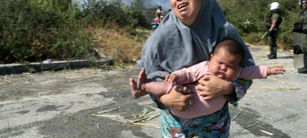Frp-ordfører åpner døra for 29 Moria-flyktninger