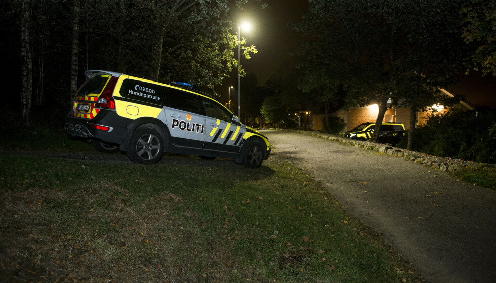 En jente i barneskolealder ble tirsdag ettermiddag angivelig utsatt for et overgrep på vei hjem fra Lye skole i Time kommune i Rogaland. Foto: Carina Johansen / NTB