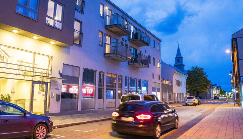 Politiet har pågrepet og siktet en mann i 30-årene for drap på en mann som ble funnet død i Sarpsborg 23. september. Foto: Håkon Mosvold Larsen / NTB
