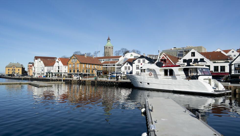 Stavanger 20200306.  Vgen i Stavanger sentrum. Foto: Fredrik Hagen / NTB