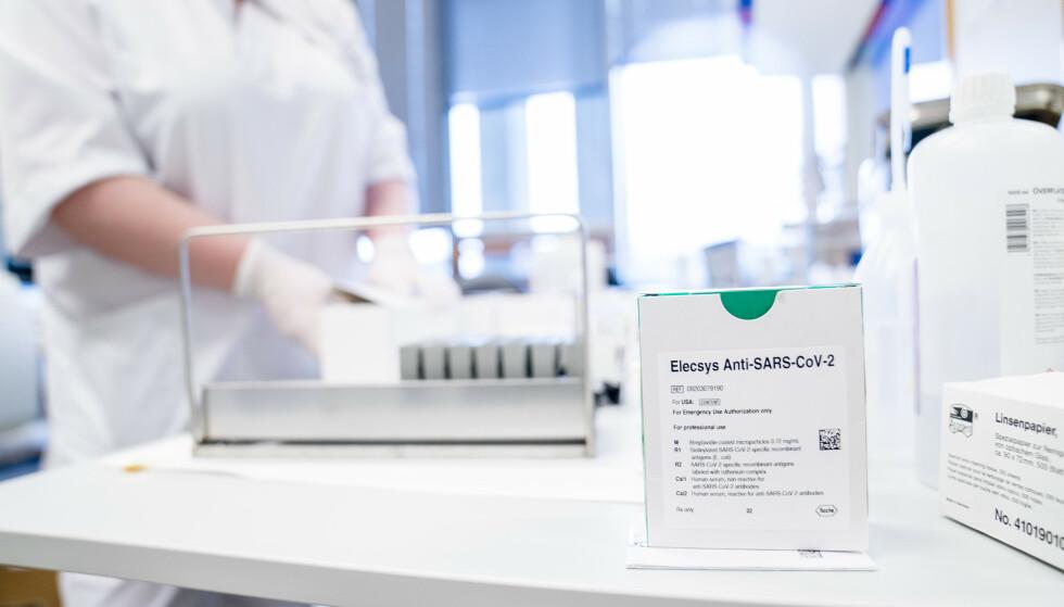 En ny studie fra Universitetet i Bergen, i samarbeid med et internasjonalt team, viser at unge kan ha en sjelden immunsviktsykdom som gjør at de blir hardere rammet av covid-19. Foto: Stian Lysberg Solum / NTB