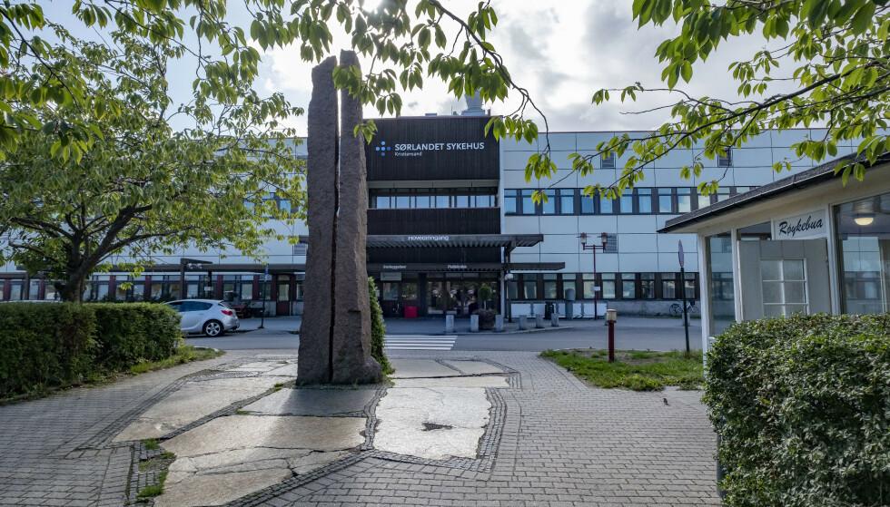 Ved Sørlandet sykehus Kristiansand har de lang erfaring med og god kompetanse på flåttbårne sykdommer. Nå skal de forske på langtidseffekter av covid-19 på pasienter, inkludert såkalt longcovid. Arkivfoto: Tor Erik Schrøder / NTB