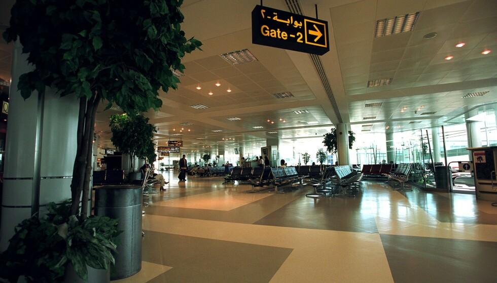 Flyplassen i Doha. (Foto: Rex/NTB)