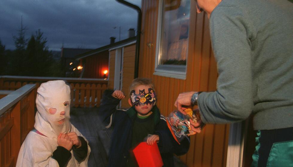 VESTFOSSEN: Skumle barn får knask og slipper knep. Foto: NTB
