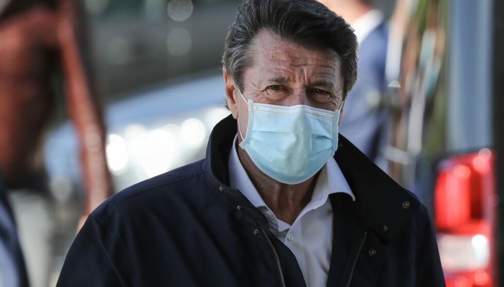 Nice-ordfører Christian Estrosi. (Foto: AFP/NTB)