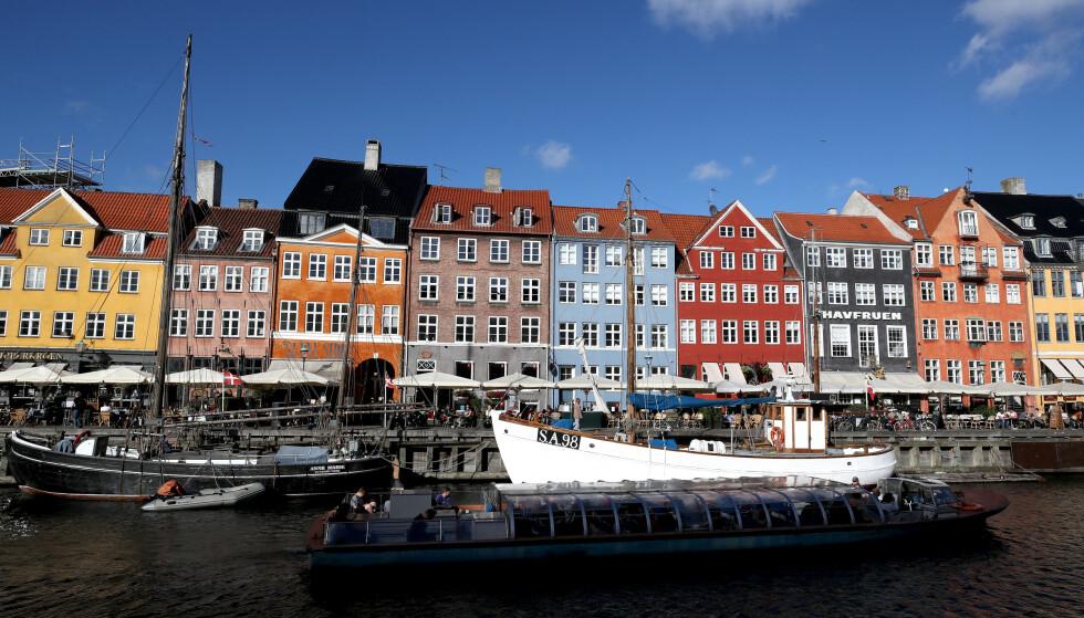 Nyhavn i København. (Foto: PA/NTB)