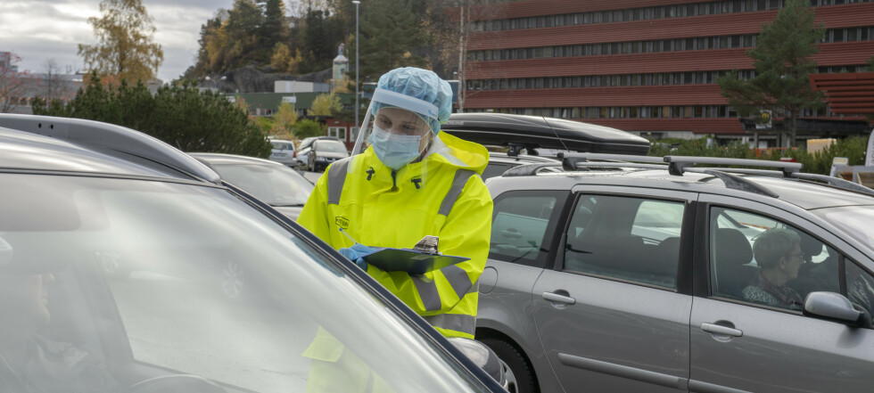 622 nye koronasmittede siste døgn - 173 i Oslo