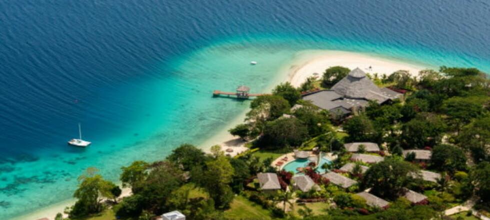 Smitte på Vanuatu