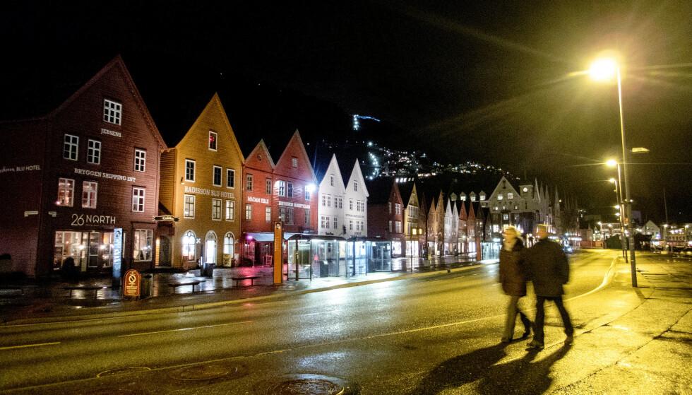 Den siste uka har tallet på smittede i Bergen steget. Illustrasjonsfoto: Gorm Kallestad / NTB