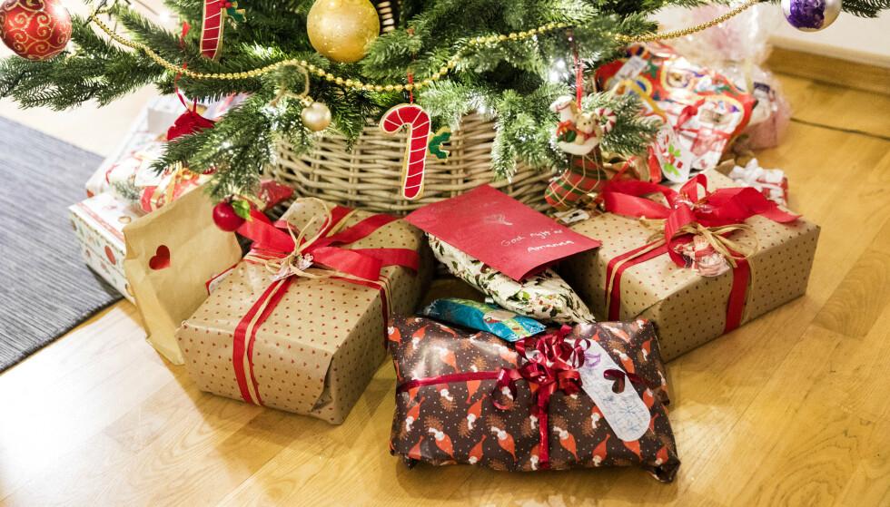 Årets jul kan bli historisk, med en julehandel som slår alle rekorder, spår Virke. Foto: Gorm Kallestad / NTB