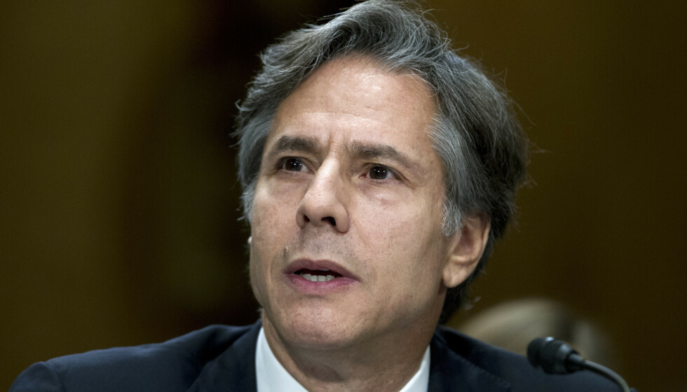 Tony Blinken skal ifølge flere medier være favoritten til å bli utenriksminister i påtroppende president Joe Bidens administrasjon. Foto: Jose Luis Magana / AP / NTB
