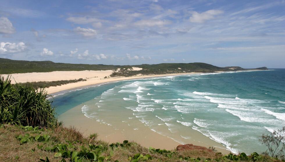 Fraser Island. (Foto: Rex/NTB)