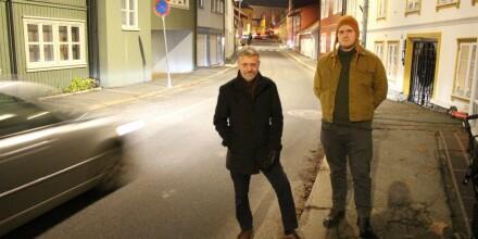 Image: Her vil MDG ha en fartsgrense som ikke eksisterer i Norge
