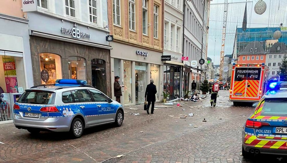 Overborgmester i Trier: »Dette er den sorteste dag i Trier efter Anden Verdenskrig«