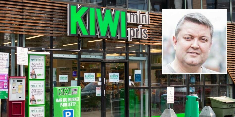 Image: Ut mot Kiwi og Menys coronatiltak: - Tragisk