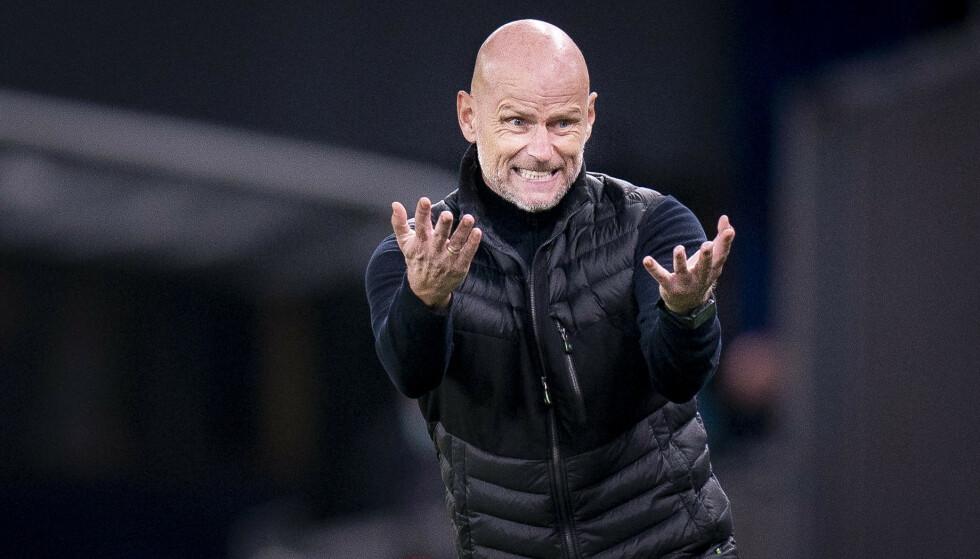 Ståle Solbakken blir Norge-sjef. Foto: Liselotte Sabroe / NTB