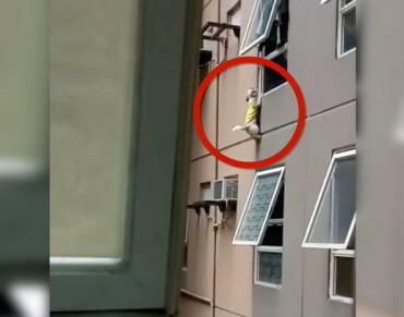 Image: Plutselig kommer redningen