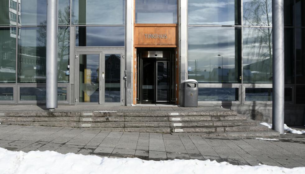 Nord-Troms tingrett valgte lørdag å ikke varetektsfengsle en mann som er dømt til 13 års fengsel for overgrep mot barn. Foto: Rune Stoltz Bertinussen / NTB
