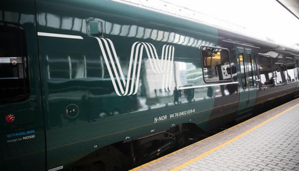 Vy melder at togene fylles raskt opp på Bergensbanen før jul. Foto: Berit Roald / NTB